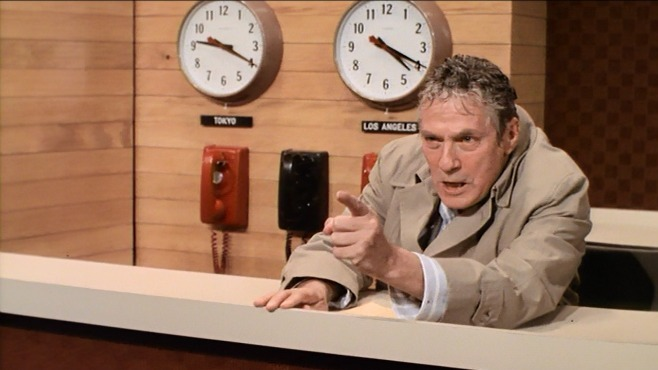 Network Howard Beale