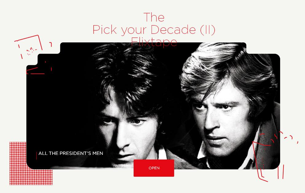 pick your decade ii