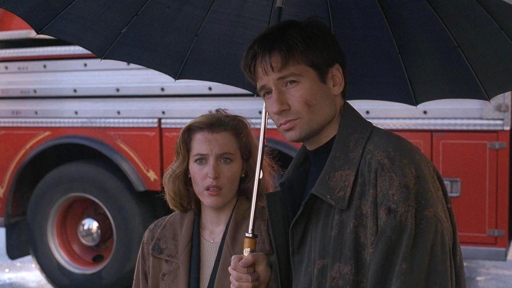 X Files Saison 3 Aux Frontieres De La Perfection L Ecran