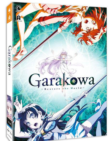 Garakowa - Restore The World